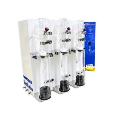 Destilador De Nitrógeno 3 Pruebas